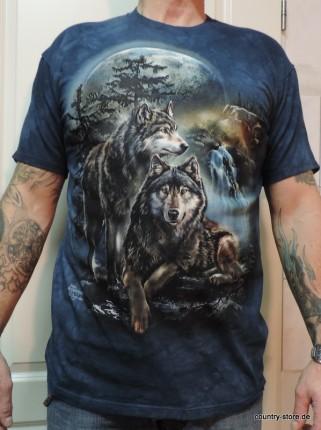 T-Shirt Wolf