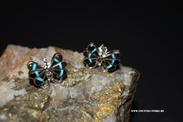Ohrstecker Schmetterling