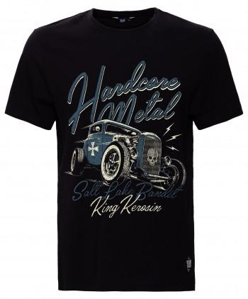 T-Shirt King Kerosin Hardcore Metal