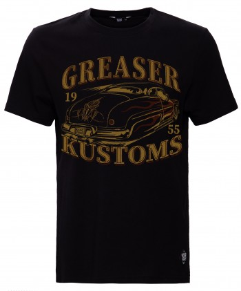 T-Shirt King Kerosin Greaser