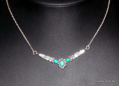 Halskette Sterling Silber