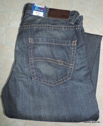 Jeans von Wrangler, Mustang...