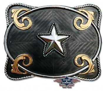 Buckles Stars & Stripes
