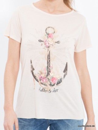 T-Shirt Queen Kerosin Anchor