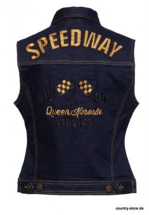 Jeans Weste »Speedway«