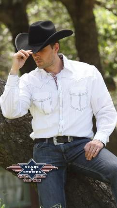 Westernhemd Simon