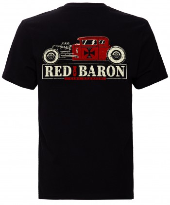 T-Shirt King Kerosin Red Baron