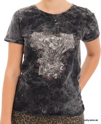 T-Shirt Queen Kerosin