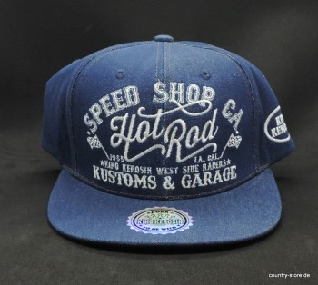 Trucker Cap Hot Rod
