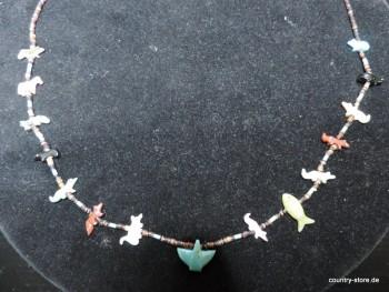 Fetish-Halskette Santo Domingo