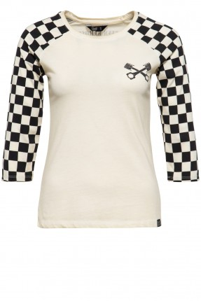 3/4-Shirt Queen Kerosin