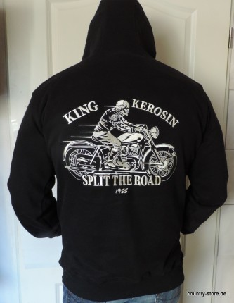 Hoodi-Jacke King Kerosin