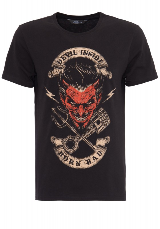 T-Shirt King Kerosin Devil Inside