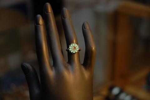 Ring Sonnensymbol